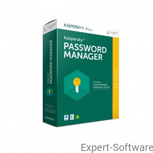 Kaspersky Password Manager 1PC / 2Lata PL