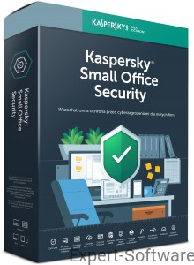 Kaspersky Small Office Security 5PC + 5 mobilnych / 2 Lata + 1 SERWER