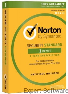 NORTON Security Standard 1 Stanowisko / 1Rok